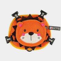 Brave Lion BATPIG Backpack Harness Orange
