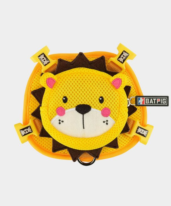 Brave Lion BATPIG Backpack Harness Yellow