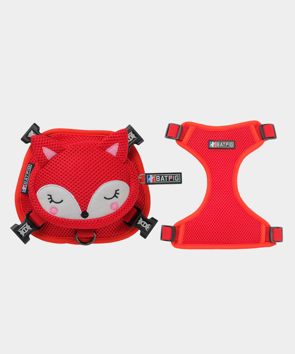 Foxy Backpack Harness by BATPIG Pet Supply