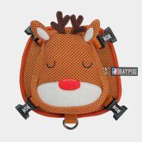 Sleeping Reindeer BATPIG Backpack Harness