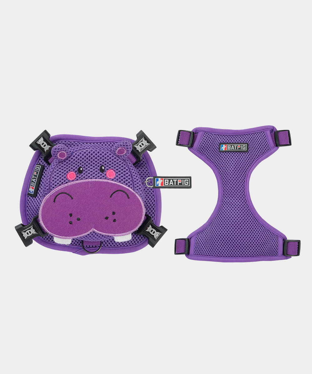 Hippo Backpack Harness by BATPIG Pet Supply