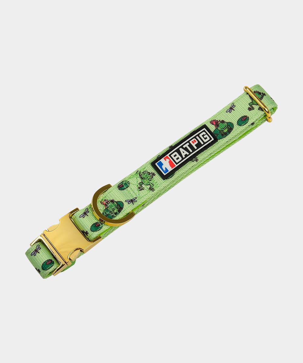 BATPIG Comfort Collar Green Frog
